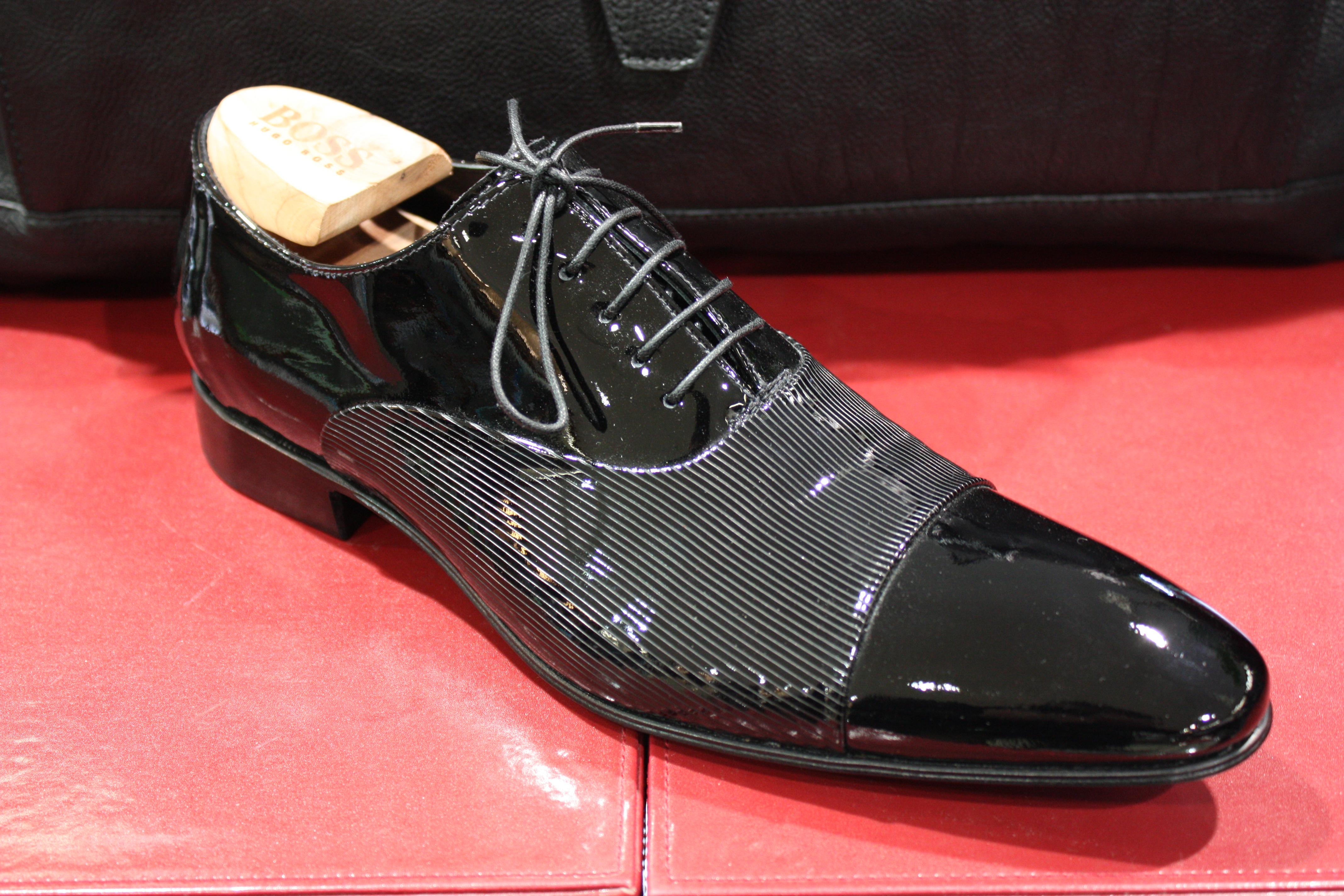 3509da0bb17 Patric Boutique - SECLIN - Chaussures pour le Marié